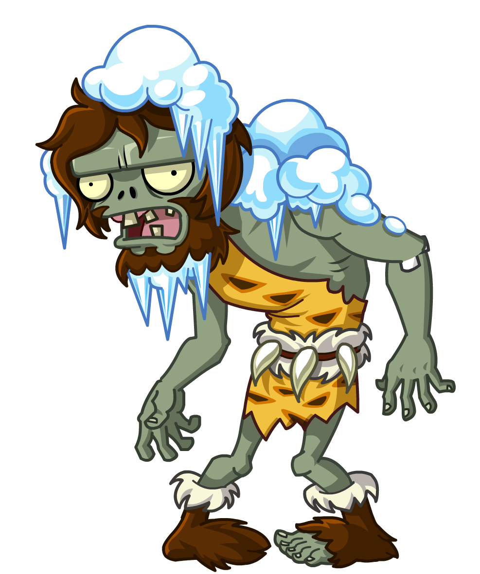 Ice Age Zombie | ZOMBIES | Pinterest | Ice age and Plants vs zombies