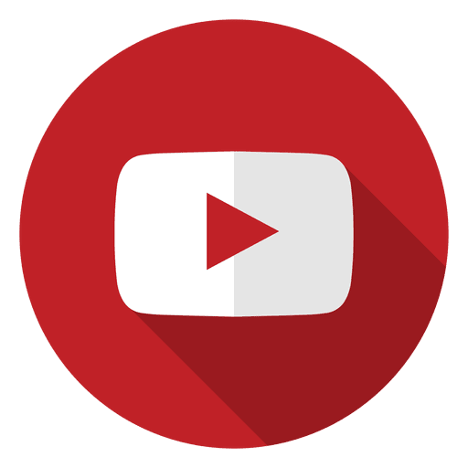 Youtube icon png. Logo transparent svg vector