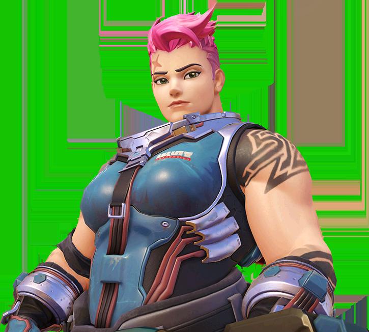 Zarya overwatch png. Image portrait wiki fandom