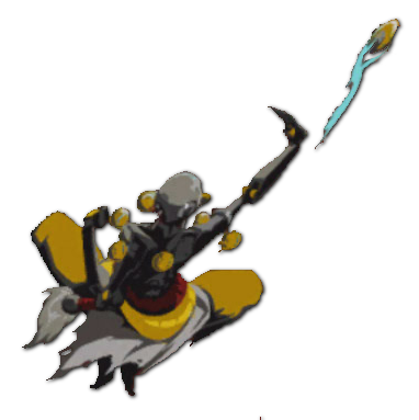 Image spray throw wiki. Zenyatta overwatch png