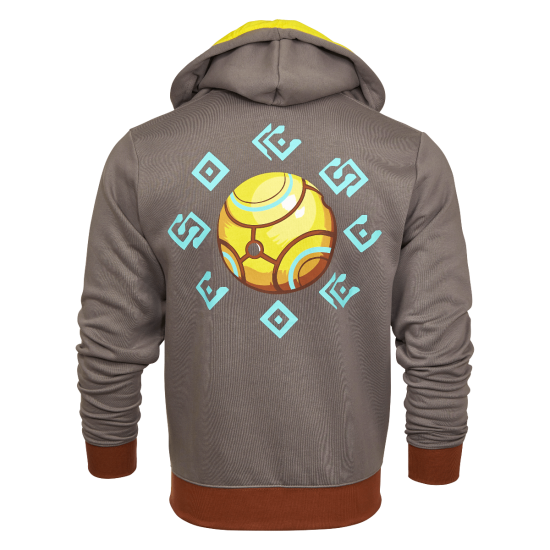 Ultimate hoodie blizzard gear. Zenyatta overwatch png