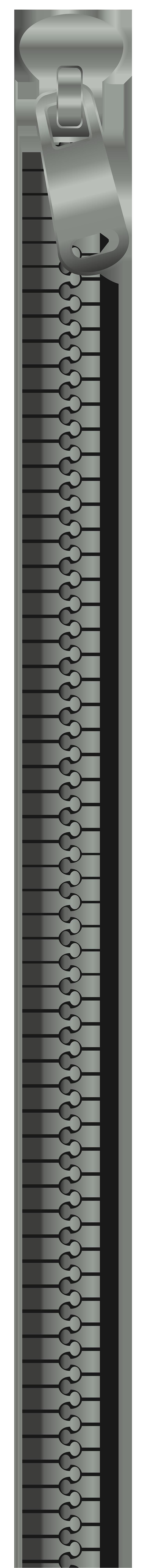 Png clip art image. Zipper clipart closed