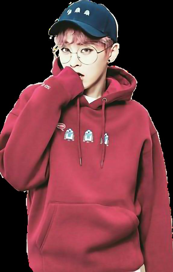 Zipper clipart cute. Kpop stickers exo xiumin