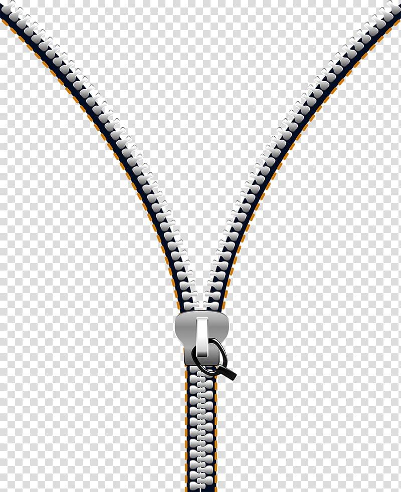 Zip computer gray illustration. Zipper clipart file