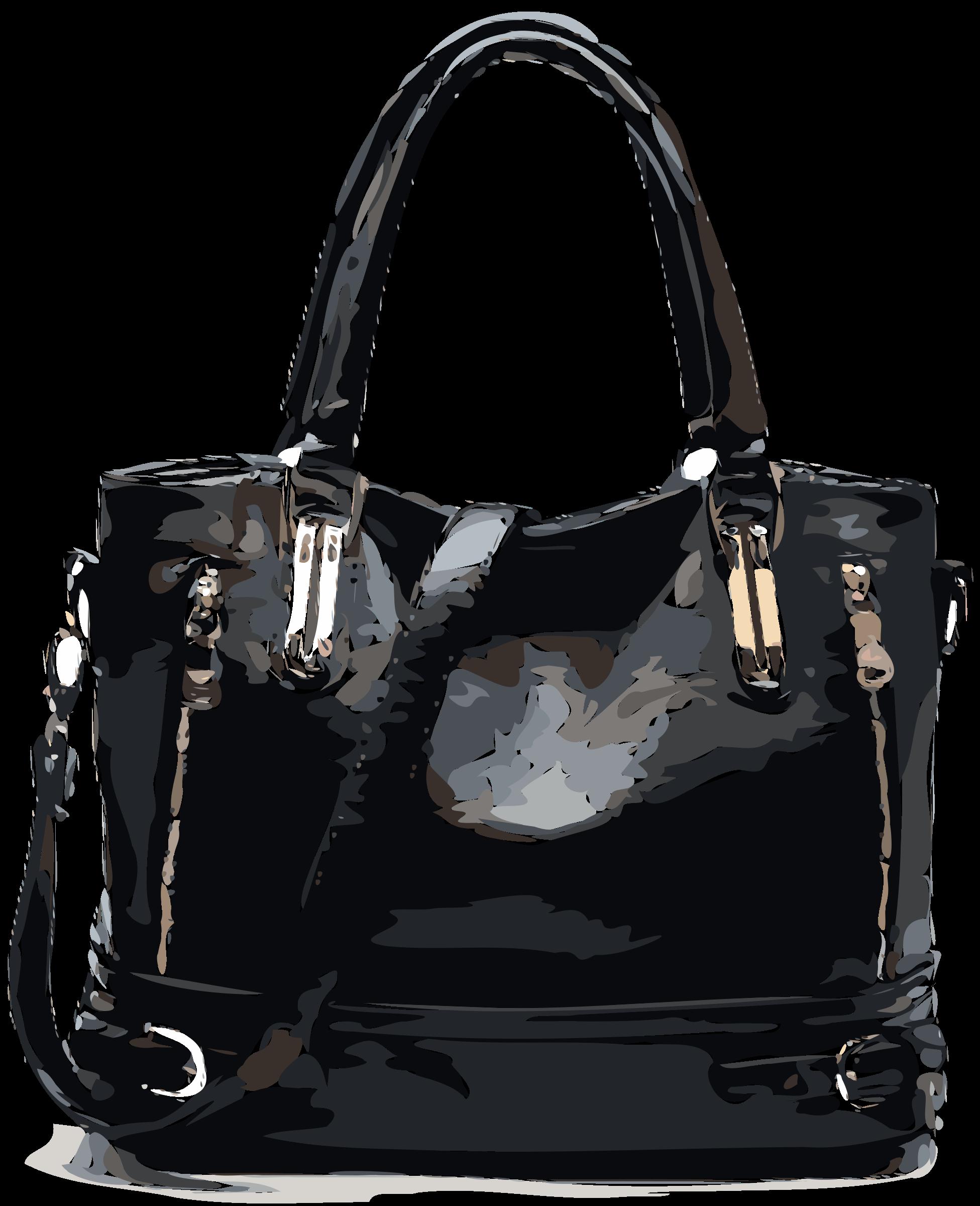 Zipper clipart gray. Black bag no logo