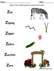 X free clip art. Zipper clipart z word