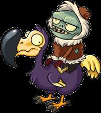 For u plants vs. Zombie clipart bird