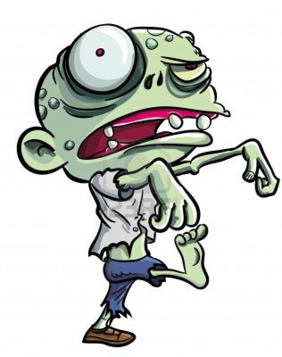 Free images download best. Zombie clipart carton