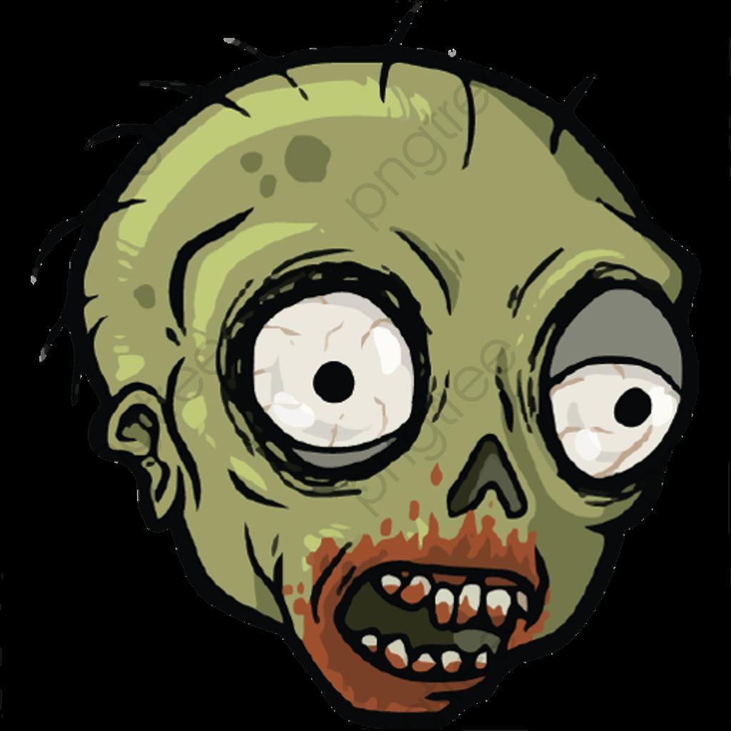 Zombie clipart carton. Cartoon zombies png