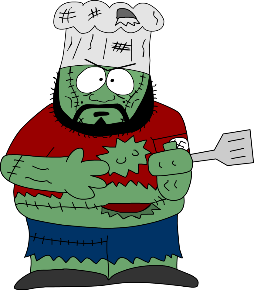 Zombie clipart chef. Nazi by t master