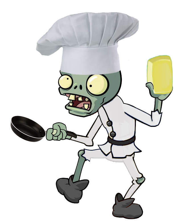 Zombie clipart chef. By deluxehorse on deviantart