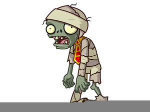 Plants versus zombies free. Zombie clipart clip art