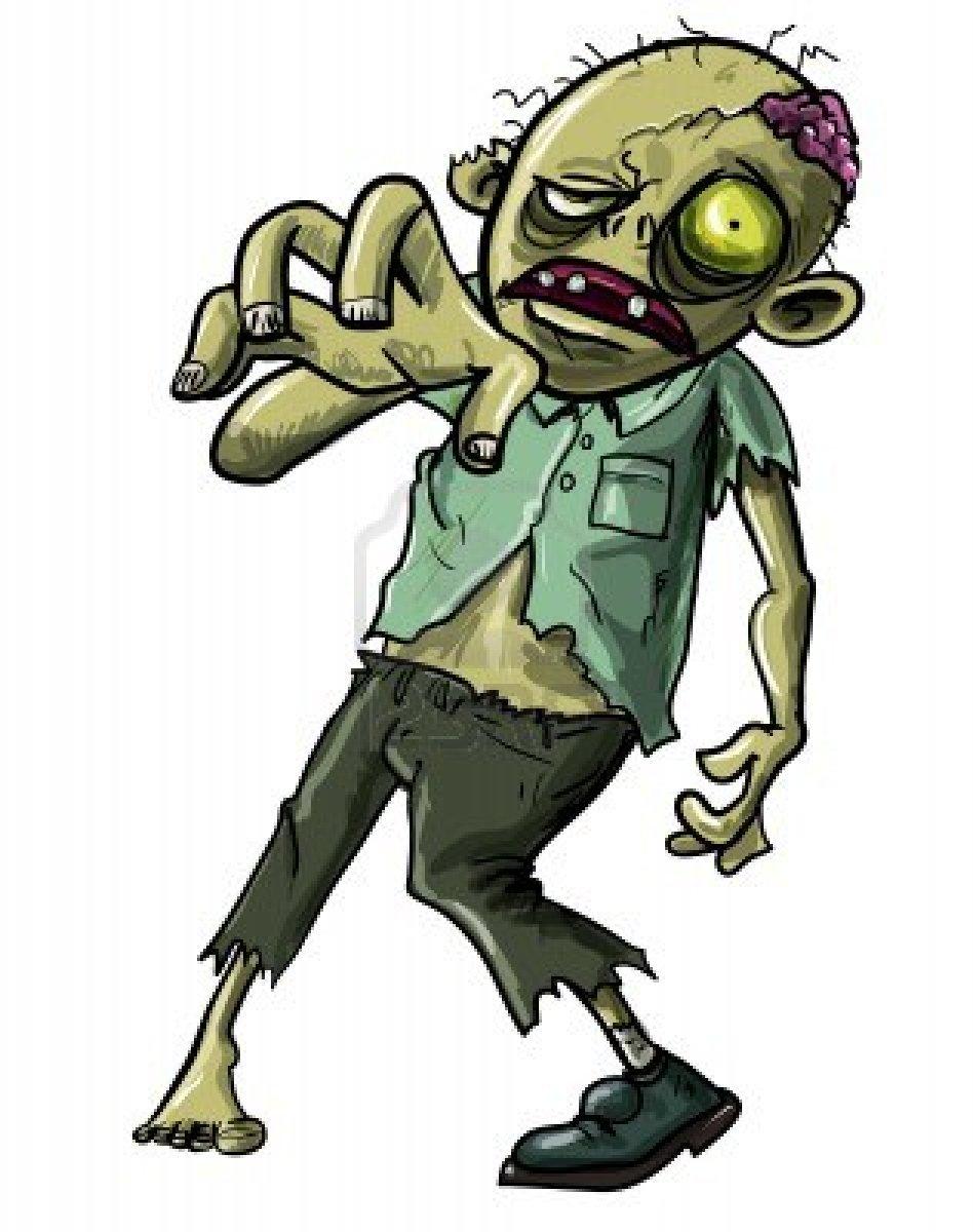 Zombie clipart clip art.  clipartlook