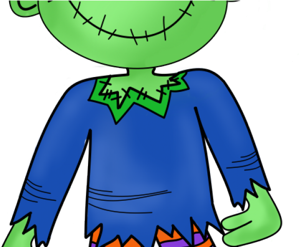 Zombie clipart kid friendly. Download cute