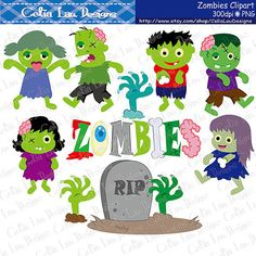 best images in. Zombie clipart kid friendly