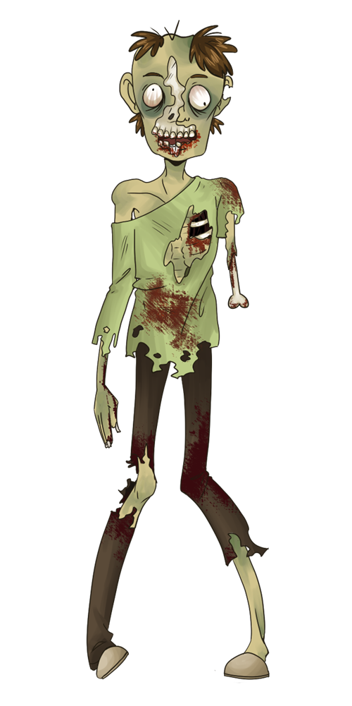 Zombie clipart logo. Free to use cliparts