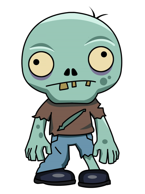 Zombie clipart parts. Png free images toppng