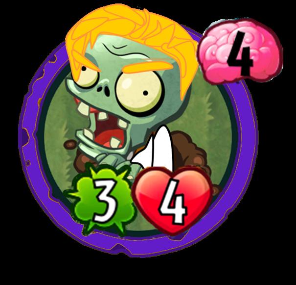 Zombie clipart soccer. Gordon zom say plants
