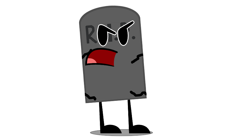 Zombie clipart tombstone. Image png object shows