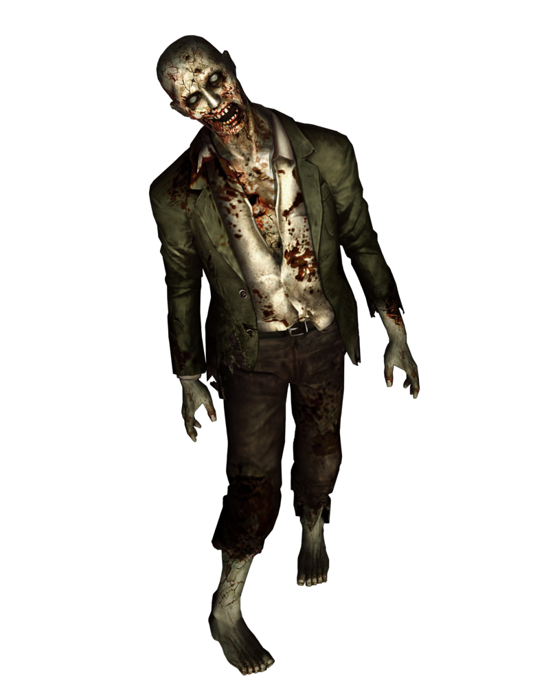 Zombie clipart transparent background. Png images free download