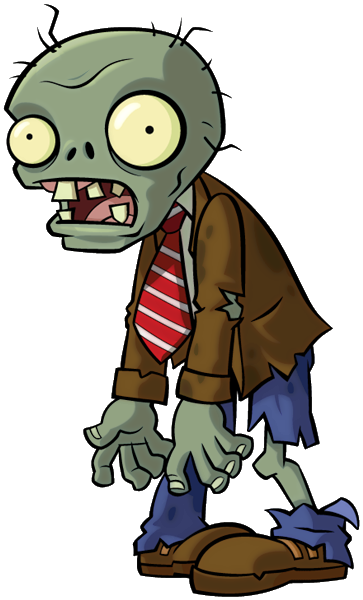 Png images free download. Zombie clipart transparent background