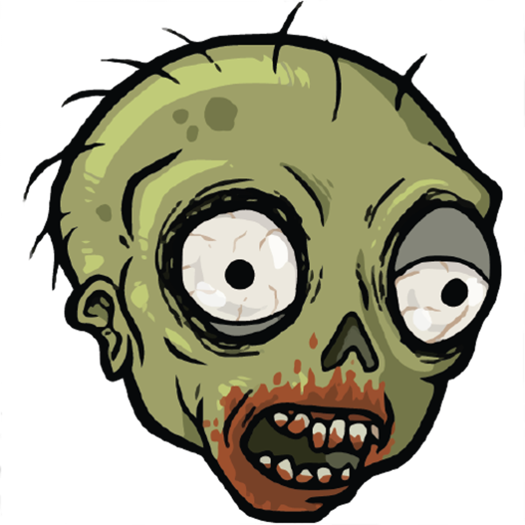 Quirky app of the. Zombie clipart undead