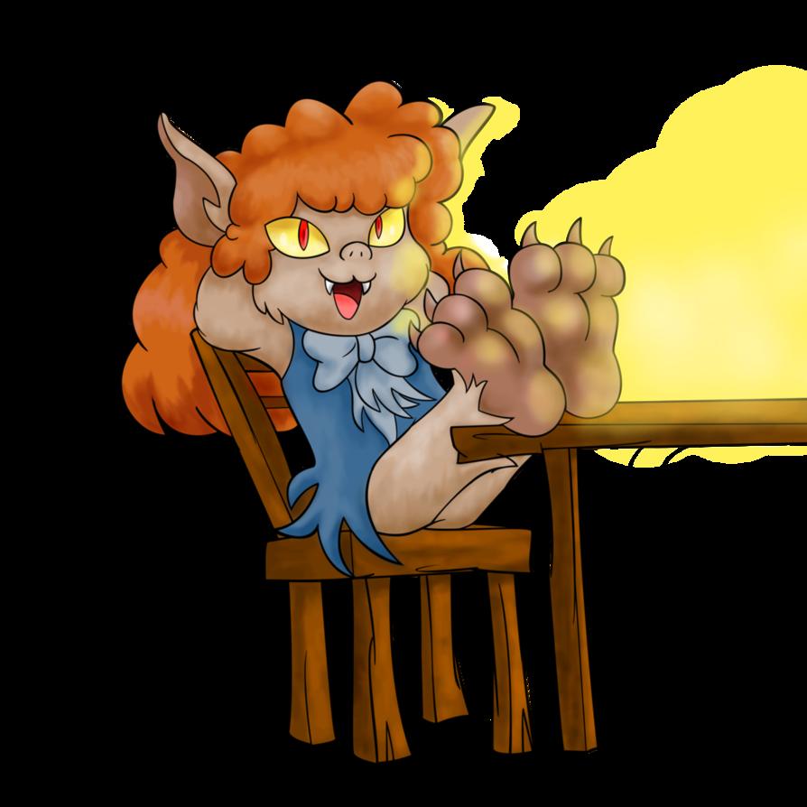 Winnie by waffengrunt on. Zombie clipart werewolf