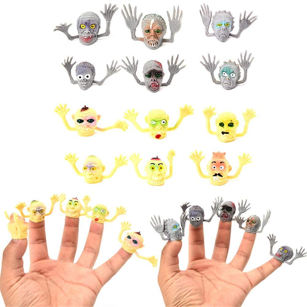 Zombie clipart witch finger. Amazon com guandongqi pcs