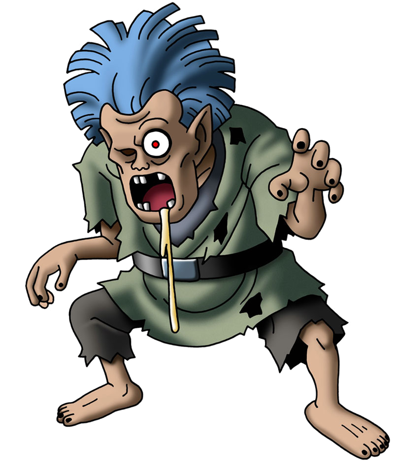 Category dragon quest wiki. Zombie clipart zombie family