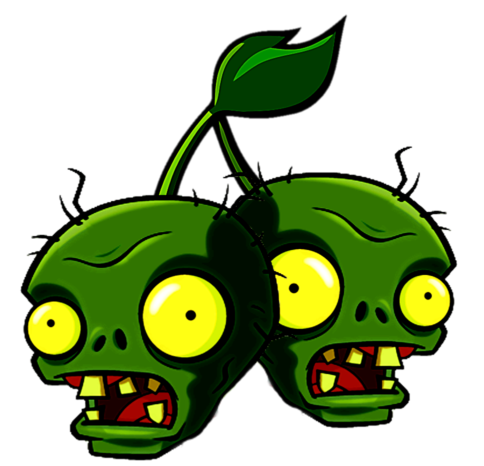 Zombie clipart zombie head. Zombomb hfevra plants vs