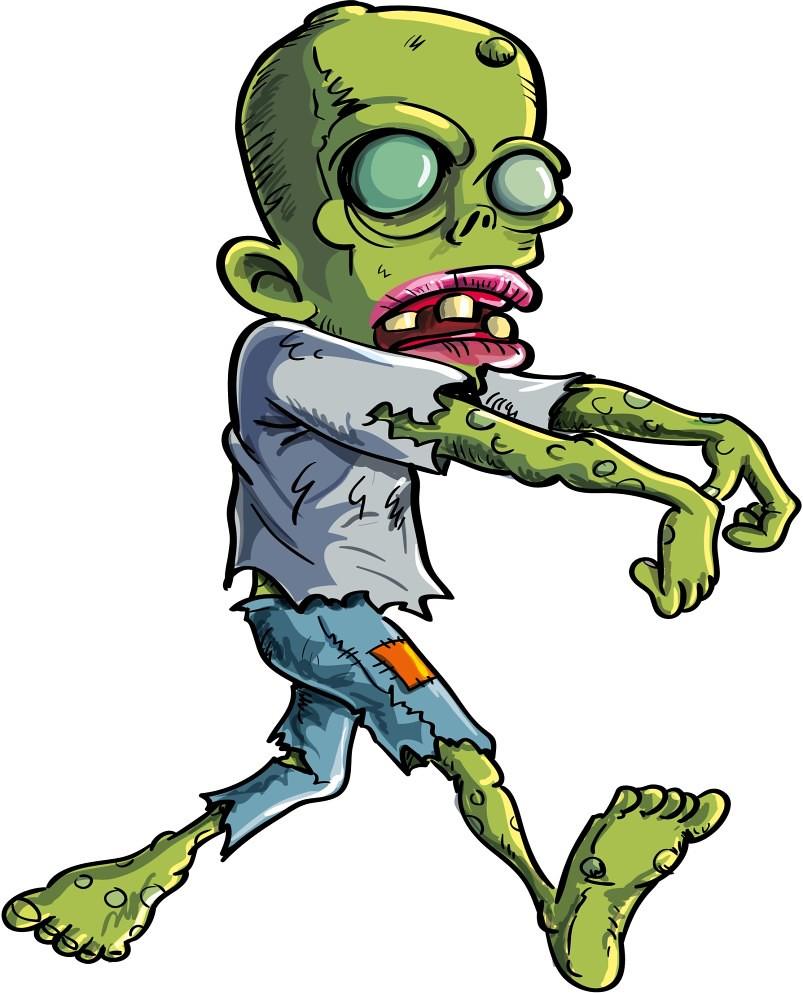 Zombie clipart zombie run. Logo k torch virginia