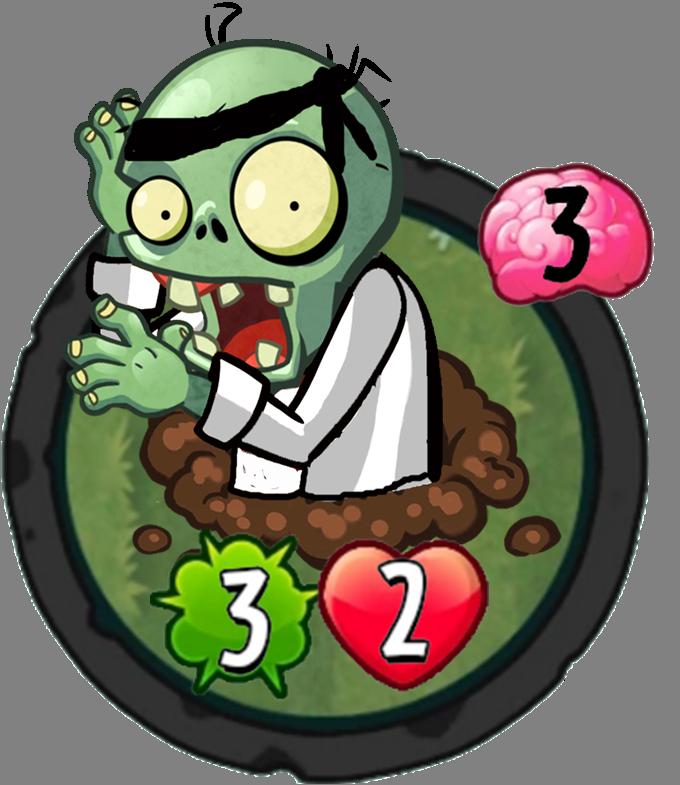 Zombie clipart zombie woman. Karate pvzh plants vs