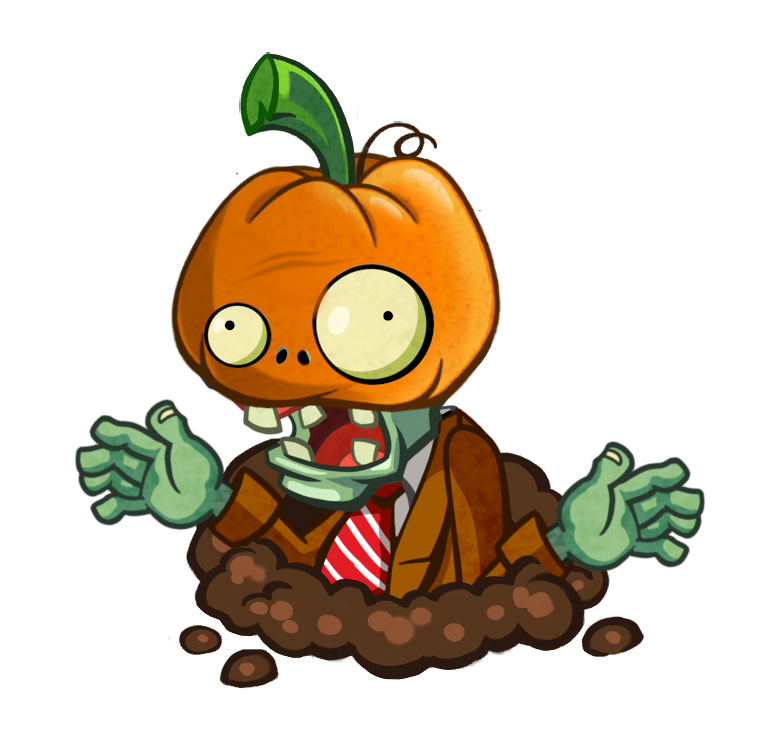 Plants vs zombies heroes. Zombie clipart zombie word