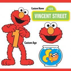 28+ Collection of Sesame Street Elmo Clipart | High quality, free ...