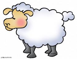 Show Sheep Clipart