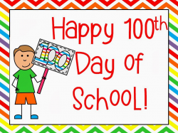 100th Day of School - Yeehaw Teaching in Texas!