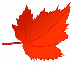 Clipart - Leaf 2