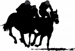 Kentucky Derby Clipart - Clipart Vector Illustration •
