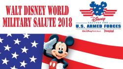 US Army MWR :: 2018 Walt Disney World Military Salute