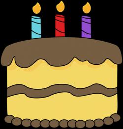 Birthday cake clipart 8 - Clipartix