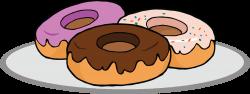 Donut Clip Art #13588 | Recipes | Pinterest | Donuts and Recipes