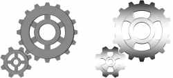 Drawing and Animating Gears in PowerPoint | powerpointy