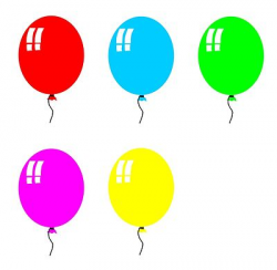 Birthday balloons free birthday balloon clip art free clipart images ...