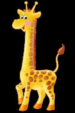Simple giraffe outline cute giraffe clipart applique image #8146 ...