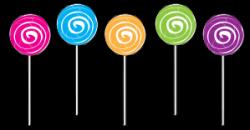 Lollipop Border Clipart