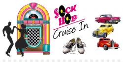 1950s Sock hop Free content Clip art - Sock Hop Images png download ...