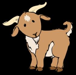 Cartoon Baby Goat   Description Goat cartoon 04.svg   More Clip Art ...