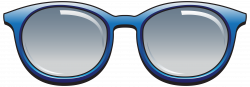 Blue Sunglasses PNG Clipart Image | Gallery Yopriceville - High ...