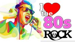 80s Rock Clip Art - Clipart Vector Illustration •