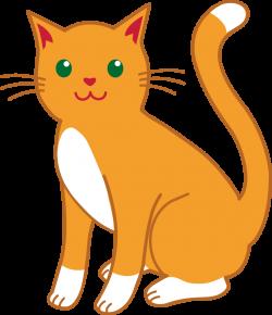 Free cat clipart - Clipartix